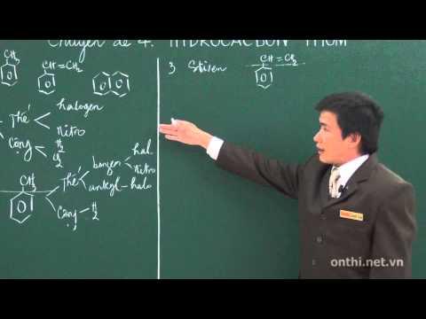 Bài 4-Hydrocacbon thơm