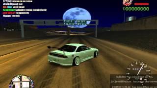 GTA SA: Drift Nissan Silvia