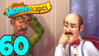 HOMESCAPES - Gameplay Walkthrough Part 60 - Robbie