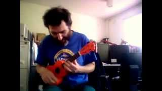 You Are My Sister, Antony and the Johnsons, Ukulele cover