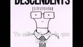Descendents - Tonyage (Subtitulada)