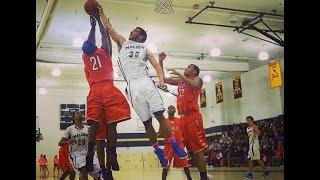 Nate Ilebode Basketball Highlight