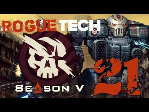 """RogueTech Episode 5x21 """"Test Drive"""""""
