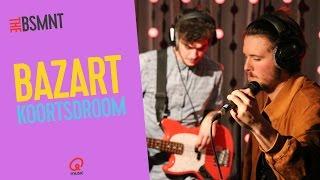 The BSMNT: Bazart   Koortsdroom (live Bij Q)