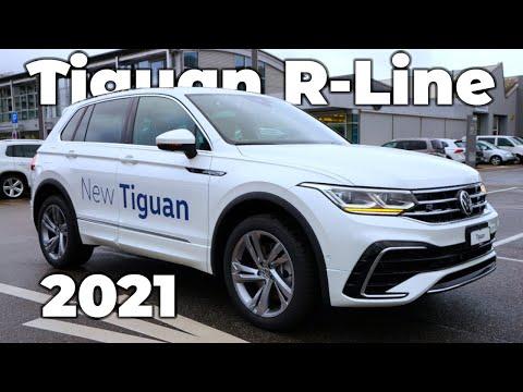 Volkswagen TIGUAN R Line 2021