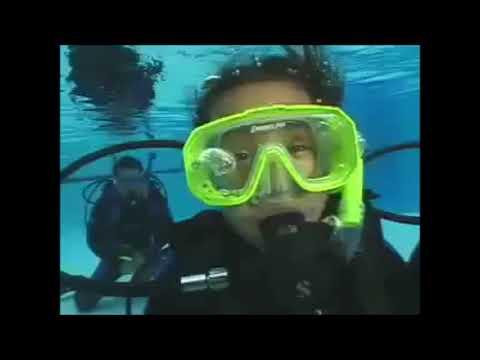 Kids Scuba Diving Calgary