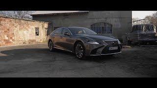Lexus LS 500h | Lexclusive