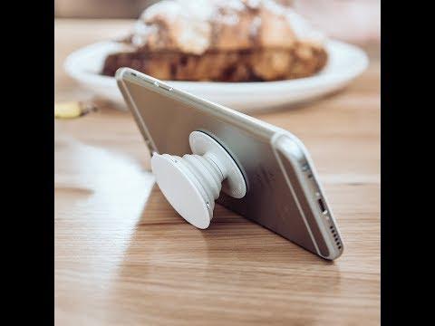 Pop socket Multifunktions-Handy Halter Expansion Ständer Griff für Smartphones und Tablets