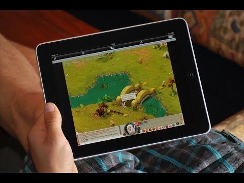 comment jouer a dofus sur tablette