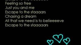 Cinema Bizarre - Escape to the stars lyrics [short version]