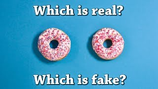 Fun Test: Which is Real? Vol 10