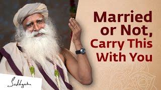 Whatever the Path, Carry Yoga With You   Sadhguru