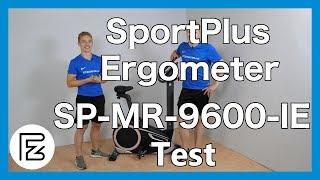 Sportplus Ergometer SP-HT-9600-IE im Test
