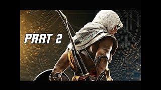 Assassin's Creed Origins Gameplay Walkthrough Part 2 - ORPHANS (Hands on Impressions)