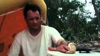 Movie Goofs  Was Tom Hanks Really Alone In Cast Away