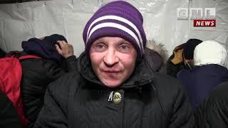CNLNEWS: Мобильные пункты обогрева в Одессе