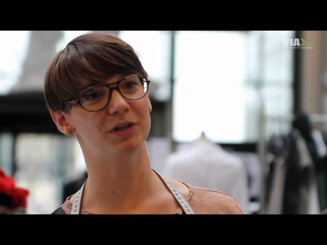 To studerende fortæller om Pattern Design uddannelsen