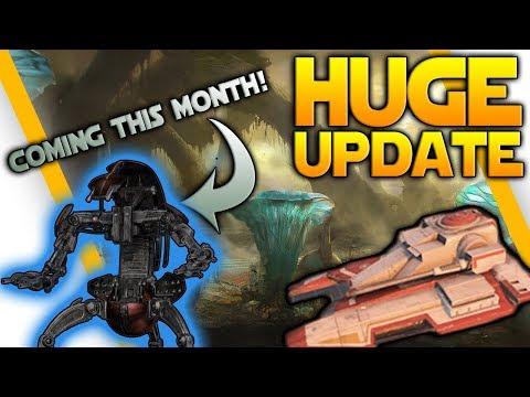 HUGE UPDATE: Felucia, Droidekas, TX-130 Tanks, Skins & More - Battlefront 2