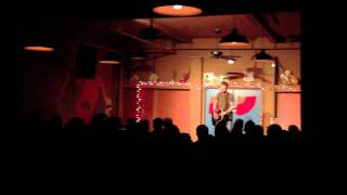 Chris Knight @ The Blue Door, North Dakota & Oil Patch Town