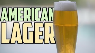 Making Budweiser Beer | How To Brew American Homebrew Lager