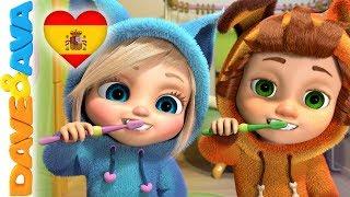 💞 Canciones Infantiles  | Videos para Bebés | Dave y Ava 💞