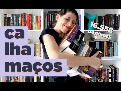 CALHAMAÇOS | BOOK TAG | BOOK GALAXY