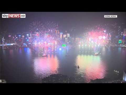 A magia do Ano Novo em diversos locais do mundo!