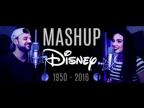DISNEY MASHUP ESPAÑOL | 1950-2016 | Marina Damer ft. Carlos Ambrós