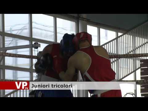Juniori tricolori