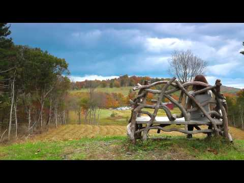 Video Hudson Valley Region, New York, a picture-perfect holiday destination