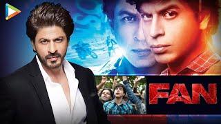 FAN | FAN PROMOTION 2016 | Shah Rukh Khan | Fan movie Exclusive Interview