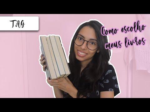 Como escolho as minhas leituras ? | Letícia Souto
