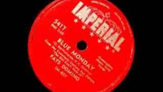 Blue Monday - Fats Domino Vinyl 45