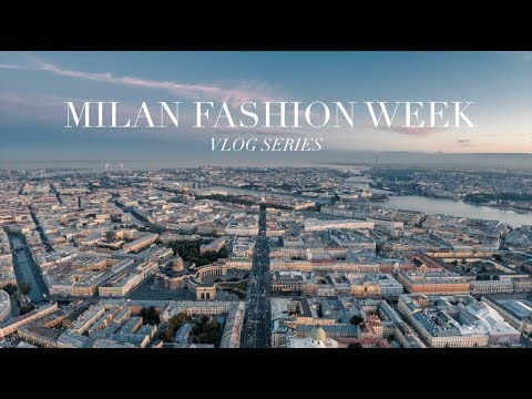 VLOG #19 - Join Us At Milan Fashion Week, Vogue Party & More
