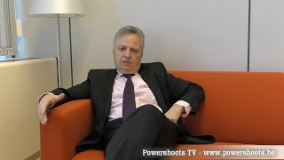 "Dominique Ristori - Statement - Powershoots TV ""Positive Energy in Europe"""