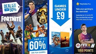 NEW FREE TO PLAY PS4 GAME - PS4 Discounts PSN SALE EU