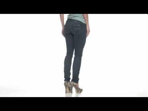 G-Star - Arc Super Skinny Jean in ITO Super Stretch Dark Aged SKU#:8032694