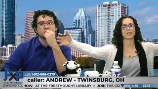 Scientific Statments Found in the Bible? | Andrew - Twinsburg, OH | Atheist Experience 22.15