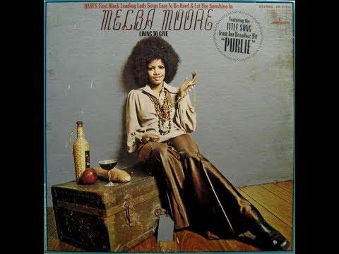 Melba Moore - Sunny (1970)