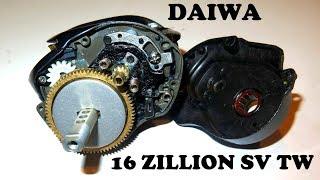 Daiwa zillion tw sv 1016