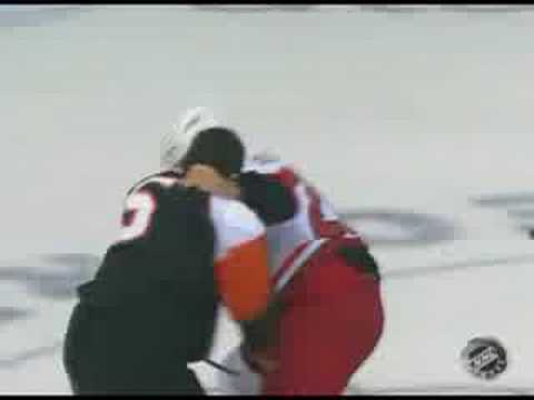 Dan LaCouture vs Arron Asham