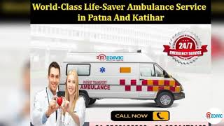 Book Ultra-Evolved Emergency Ambulance Service in Patna by Medivic