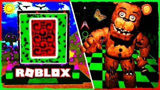 Roblox FNAF - How to Make a Portal to FIVE NIGHTS AT FREDDY
