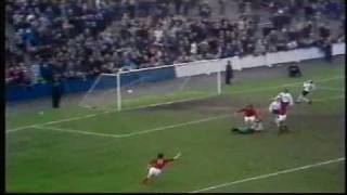 preview picture of video 'Preston North End 1 v QPR 1 26 March 1972'