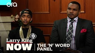 The 'N' Word Panel w/ Nipsey Hussle, Ryan Ford, Chester Pitts & Jimmie Lee Solomon