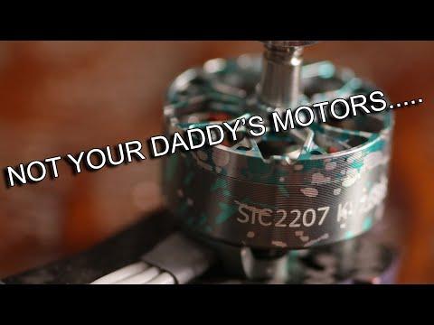 Racerstar SIC 2207 Motors