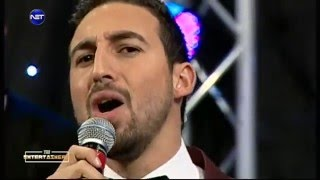 Daniel Muscat - I'm Yours on The Entertainers