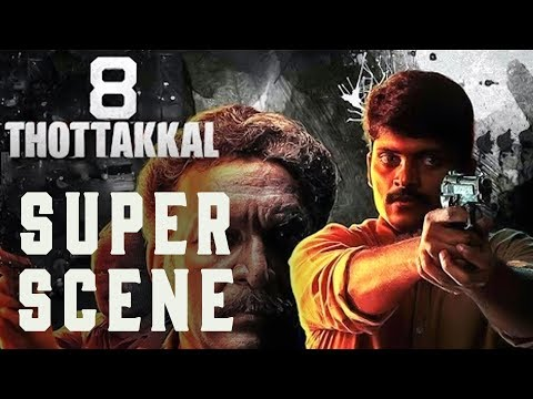 8 Thottakkal | Hindi Dubbed Movie | Super Scenes Compilation | Part 6 | Online Movies