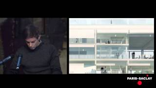 Gilles Delalex: Low-cost flexible university building
