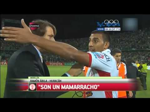 Y si hacemos top a Wanchope que se va al Cruzeiro?